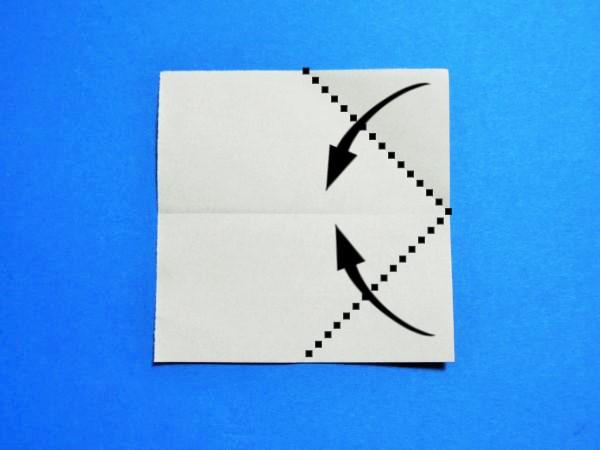 簡単 折り紙:ベル 折り紙-xn--o9ja9dn55ayerin411bcd3afbgz3gd4y.jp