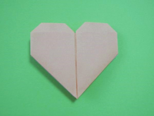 クリスマス 折り紙 折り紙 ハート : xn--o9ja9dn55ayerin411bcd3afbgz3gd4y.jp