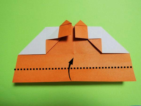 簡単 折り紙:ハートの指輪 折り紙-xn--o9ja9dn55ayerin411bcd3afbgz3gd4y.jp
