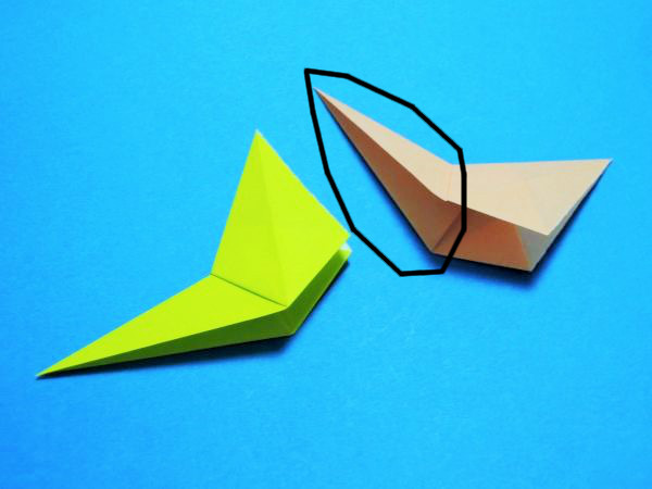 ハート 折り紙 星 立体 折り紙 : xn--o9ja9dn55ayerin411bcd3afbgz3gd4y.jp