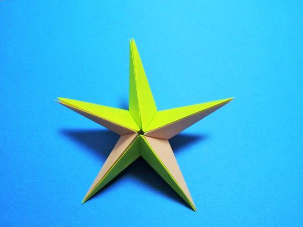 クリスマス 折り紙 : 折り紙 立体 星 : xn--o9ja9dn55ayerin411bcd3afbgz3gd4y.jp