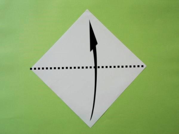 簡単 折り紙:折り紙 蜘蛛-xn--o9ja9dn55ayerin411bcd3afbgz3gd4y.jp