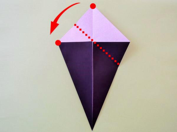 クリスマス 折り紙 : 猫 折り紙 : xn--o9ja9dn55ayerin411bcd3afbgz3gd4y.jp
