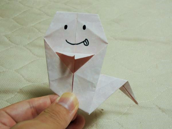 折り紙の おばけ 折り紙 : xn--o9ja9dn55ayerin411bcd3afbgz3gd4y.jp