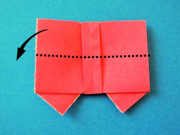 クリスマス 折り紙 折り紙 リボンの作り方 : xn--o9ja9dn55ayerin411bcd3afbgz3gd4y.jp