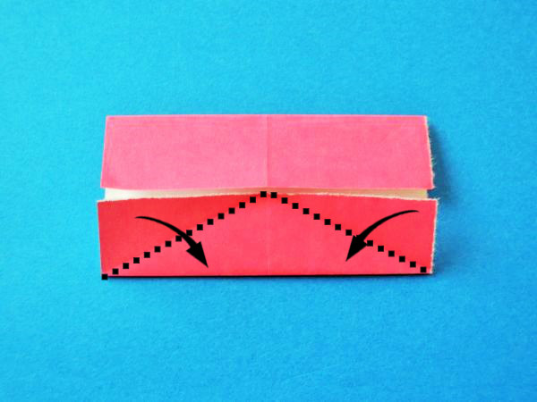 クリスマス 折り紙:折り紙 リボン 簡単-xn--o9ja9dn55ayerin411bcd3afbgz3gd4y.jp
