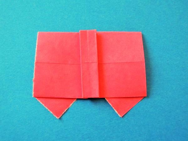 クリスマス 折り紙 : 折り紙 リボンの作り方 : xn--o9ja9dn55ayerin411bcd3afbgz3gd4y.jp