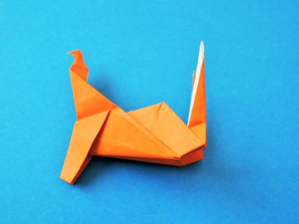 簡単 折り紙:折り紙 トナカイ 折り方-xn--o9ja9dn55ayerin411bcd3afbgz3gd4y.jp