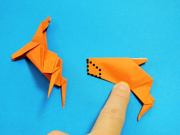 簡単 折り紙 トナカイ 折り紙 簡単 : xn--o9ja9dn55ayerin411bcd3afbgz3gd4y.jp