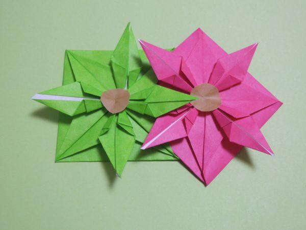ハート 折り紙:折り紙クリスマスリース作り方-xn--o9ja9dn55ayerin411bcd3afbgz3gd4y.jp