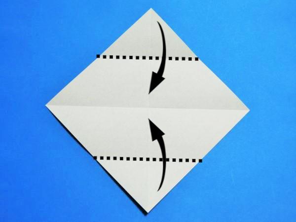 花 折り紙:星 折り紙 簡単-xn--o9ja9dn55ayerin411bcd3afbgz3gd4y.jp